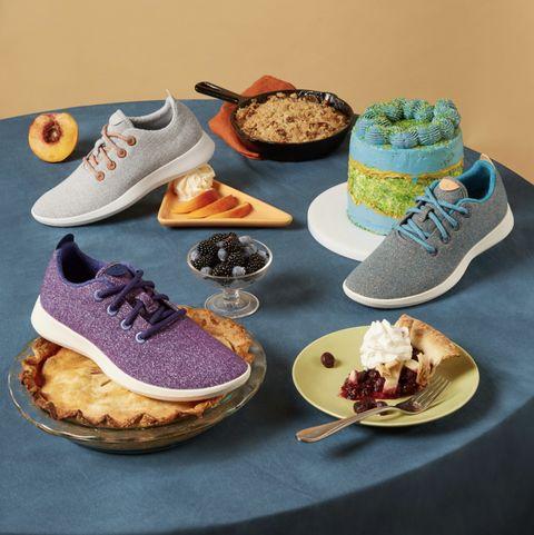 Dessert-Themed Sneakers