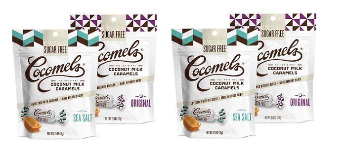 Sugar-Free Caramel Treats