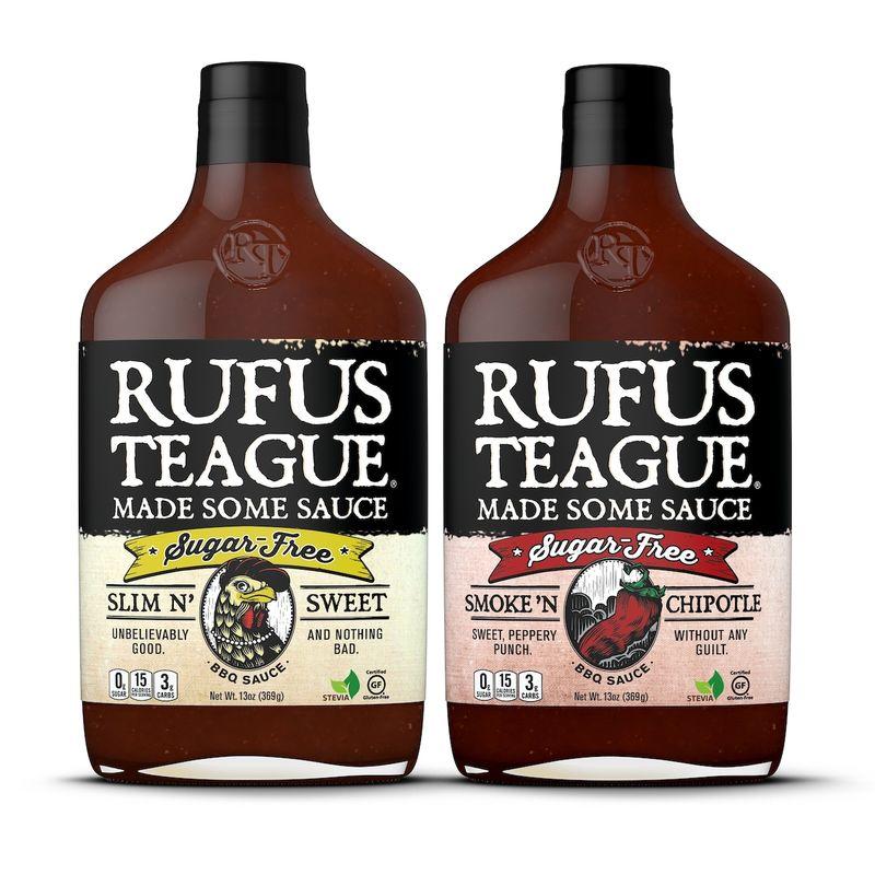 Sugar-Free BBQ Sauces