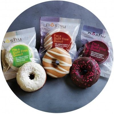 Sugar-Free Donut Packs