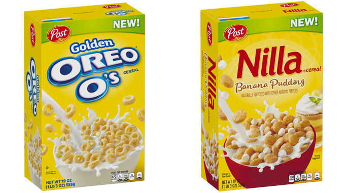 Summer-Ready Sugary Cereal Updates