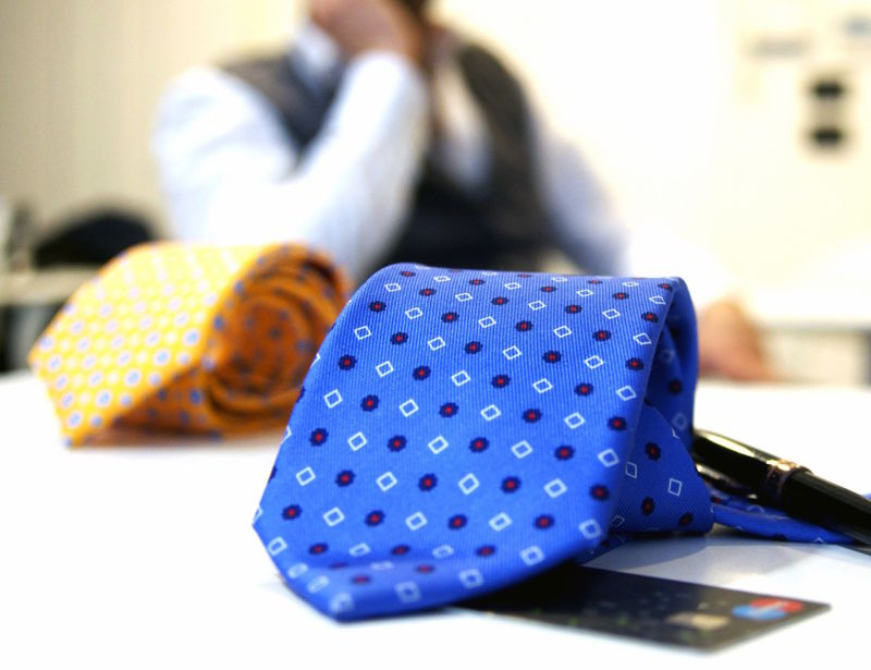 Card-Carrying Neckties