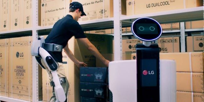 Wearable Robot Exoskeletons