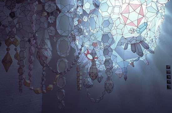 Prismatic Paper Jewelry