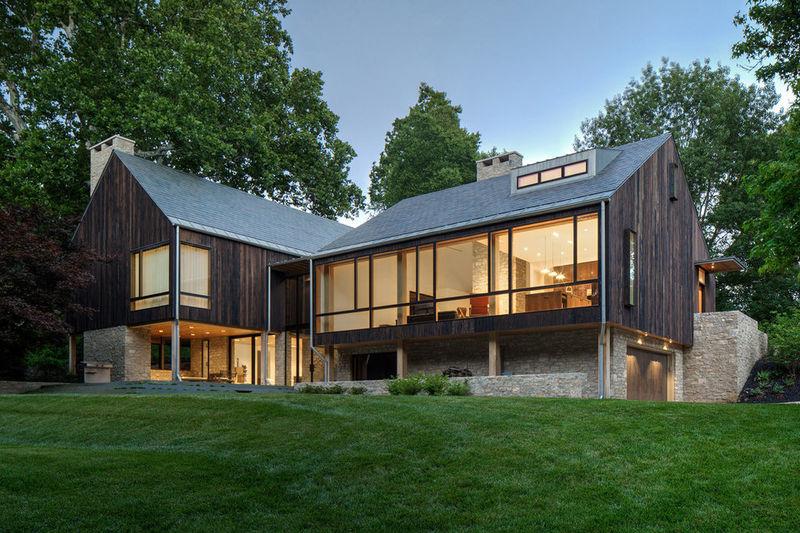 Gabled Agrarian Home Designs