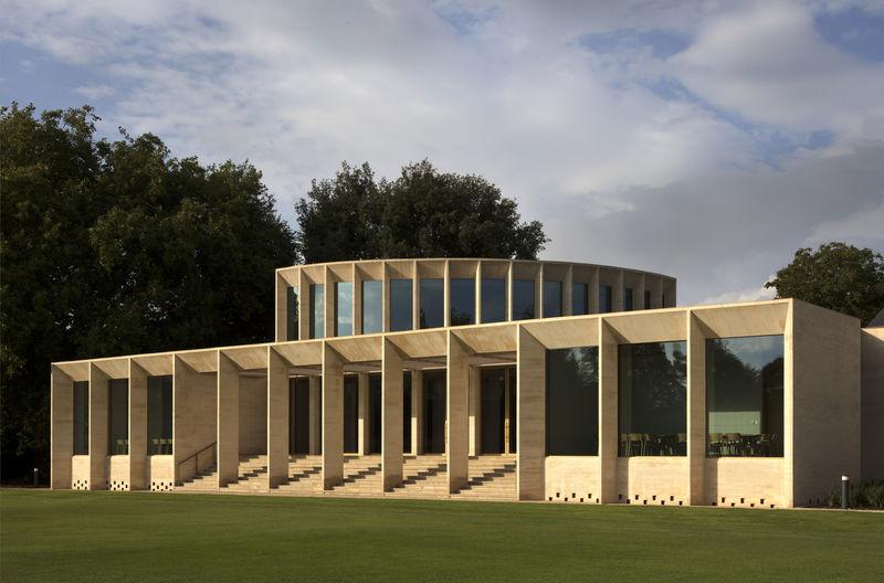 Elegantly Modern Lecture Halls Sultan Nazrin Shah Centre