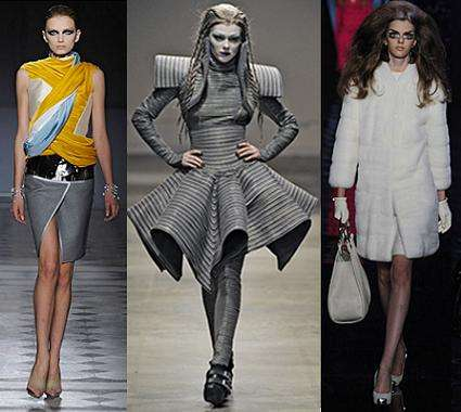 Summary of Paris 2008 Fashion