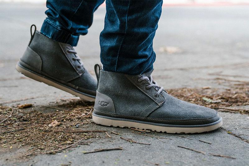 Suede Urban Summer Boots