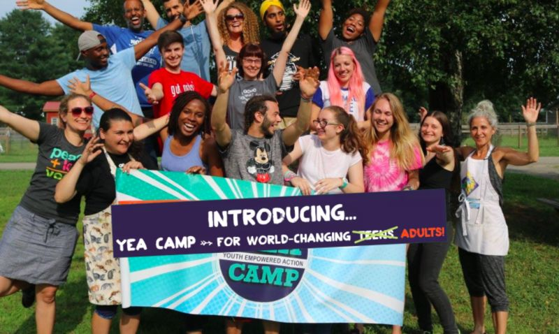 Adult Activist Camps