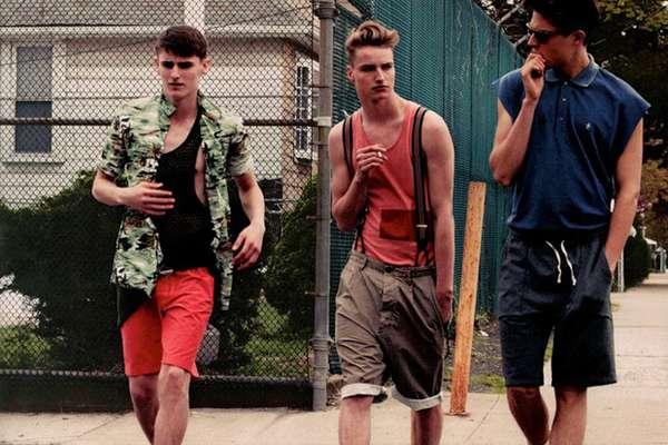 Sprightly Summer Lookbooks