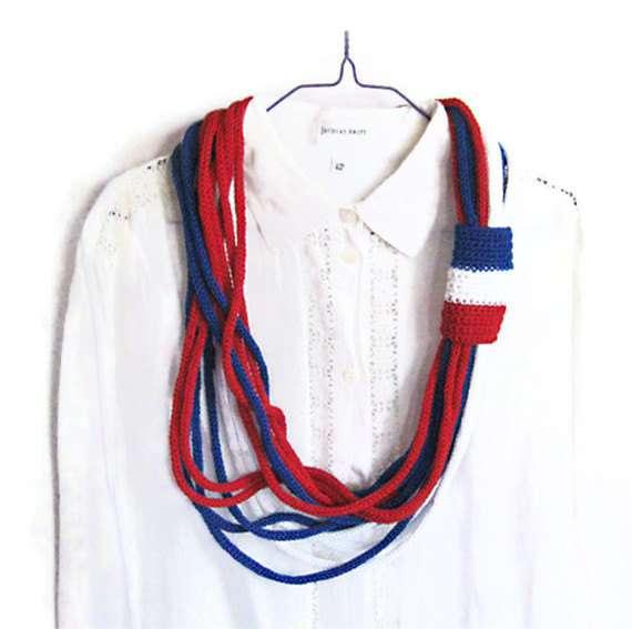 Proudly Patriotic Scarves