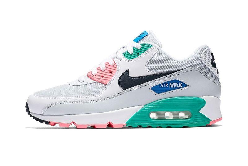 Summery Hued Sneakers