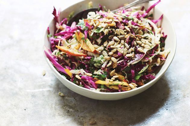 Detox Coleslaw Recipes