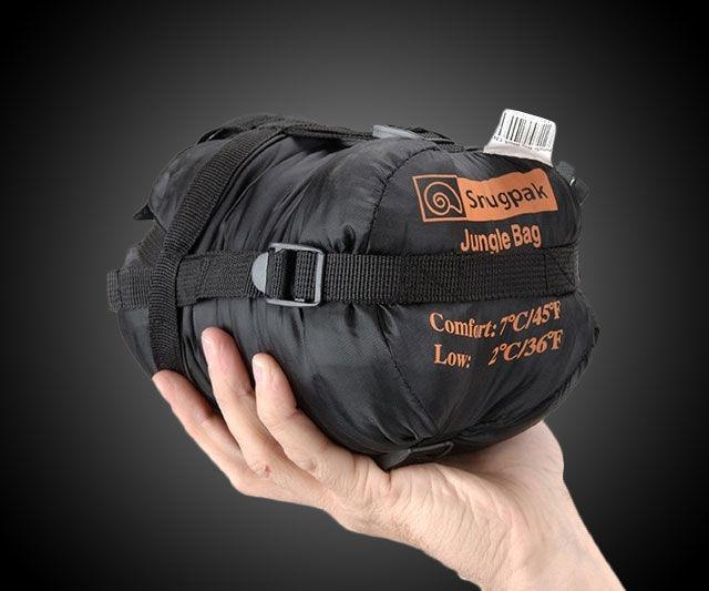 Ultra-Compact Sleeping Bags