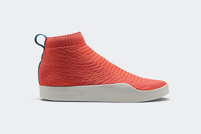Utilitarian-Style Tonal Sneakers