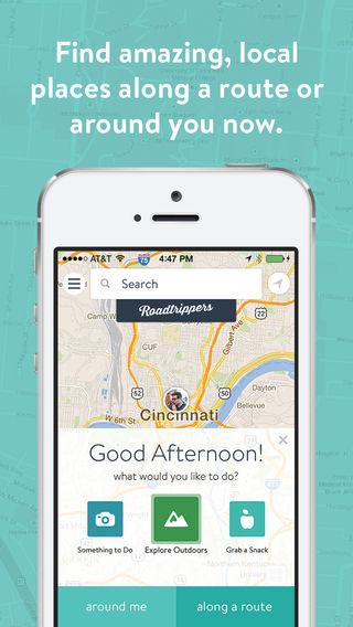 Versatile Roadtrip Apps