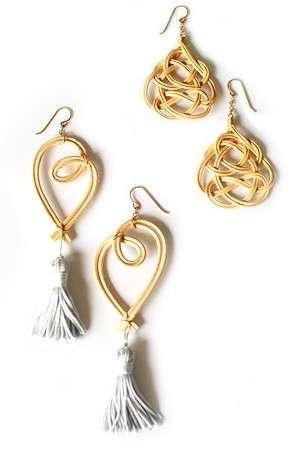 Rattan Jewelry