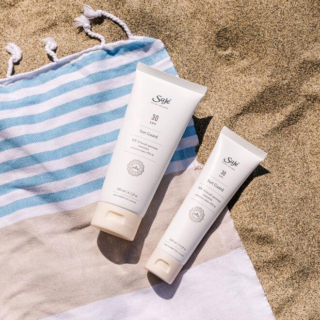 All-Natural Sun Creams