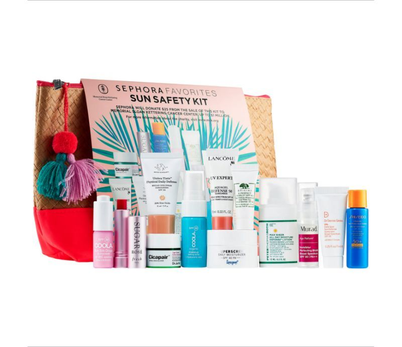 Charitable Sun Safety Kits