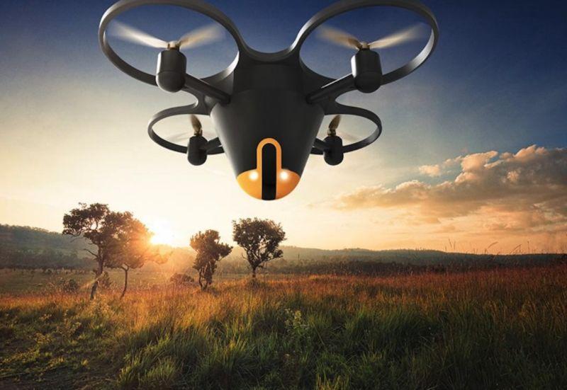 Autonomous Home Security Drones