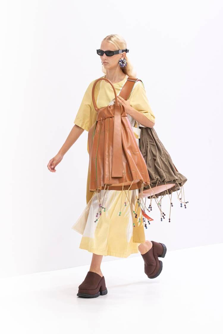 Futuristic Spring Fashion Designs