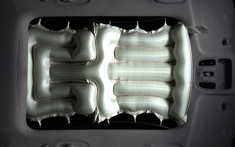 Sunroof Airbag Systems