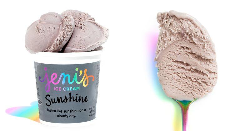 Deceptive Gray Ice Creams