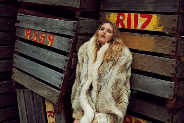 Glam Rural Editorials