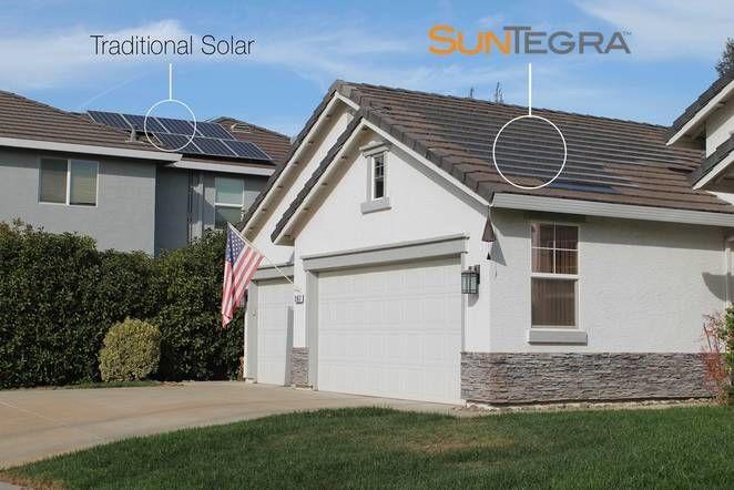 Lightweight Solar-Powered Shingles
