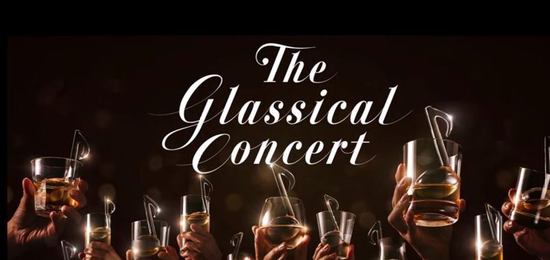 Musical Glassware Concerts