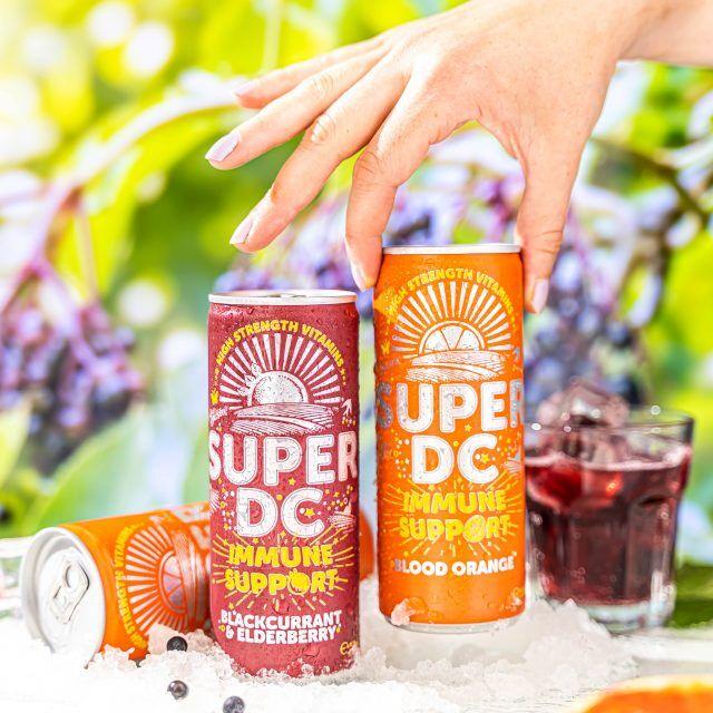 Flavorful Immune-Boosting Drinks