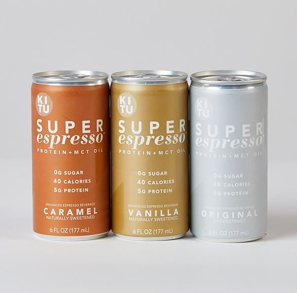 Enhanced Espresso Beverages