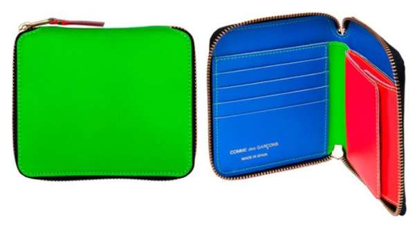 Luxe Neon Wallets