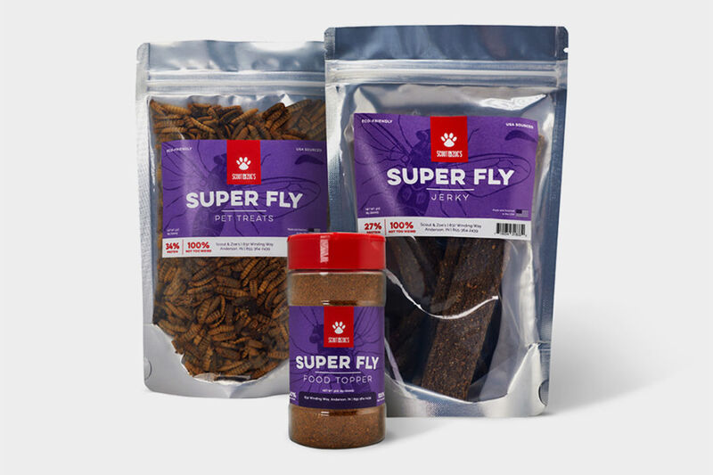 Insect Protein Dog Treats