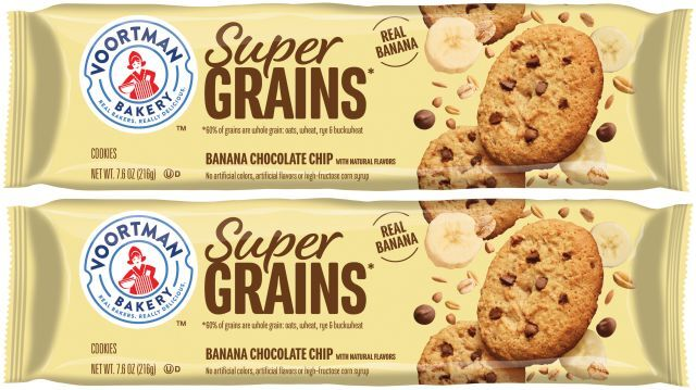 Better-for-Your Whole Grain Cookies