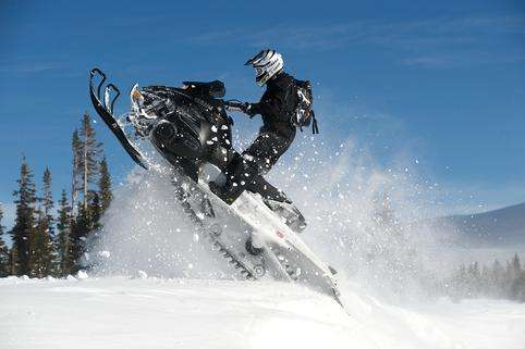 Super Maneuverable Snowmobiles