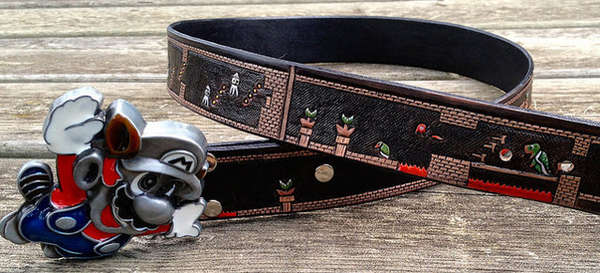 Geeky Gamer Belts