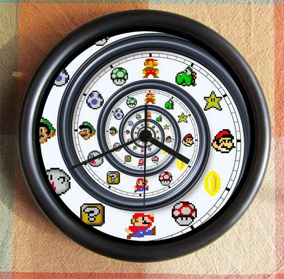 Warped Gamer Chronographs