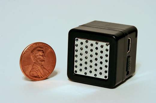 Penny-Sized Speakers