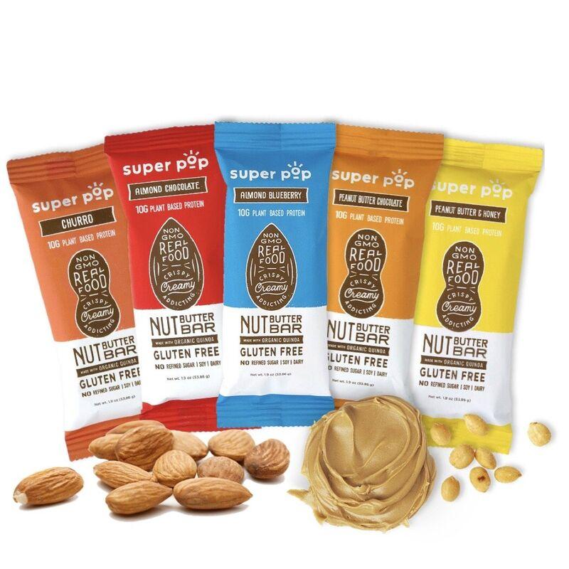 Premium Nut Butter Bas