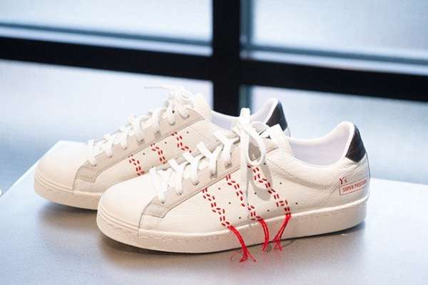 Flowing Remixed Sneakers