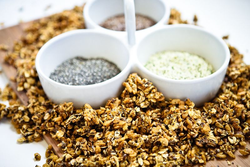 Ultra Healthy Granola Recipes
