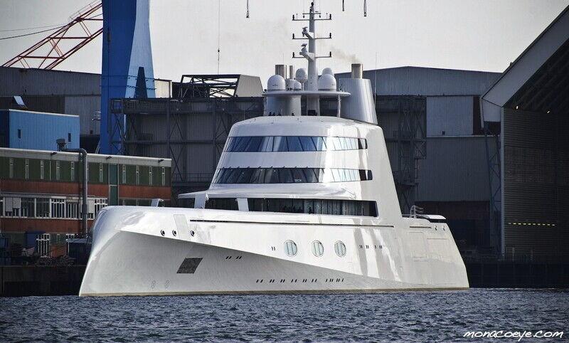 Designer Super Yachts