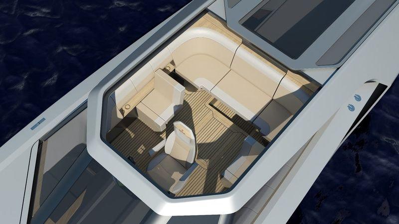 Retractable Carbon Fiber Superboats