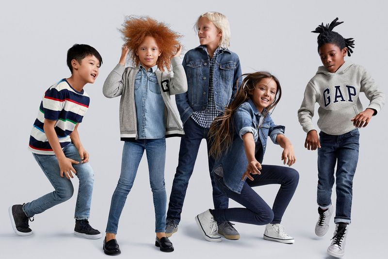 Play-Encouraging Kid's Jeans