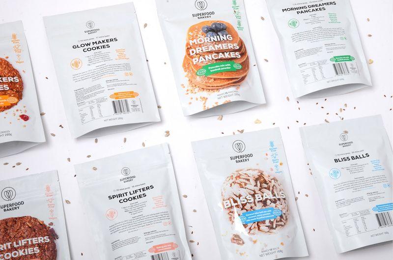 All-Natural Baking Mixes