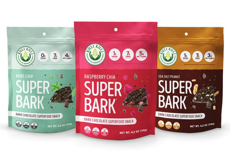Superfood Chocolate Barks