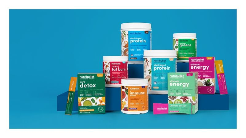 Blender-Ready Superfood Supplements