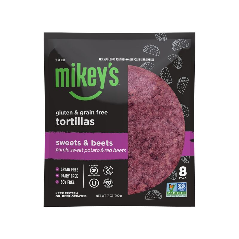 Free-From Superfood Tortillas