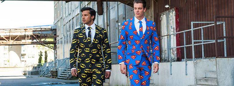 Stylish Superhero Suits